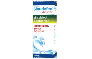 Sinudafen Izotonic produkt
